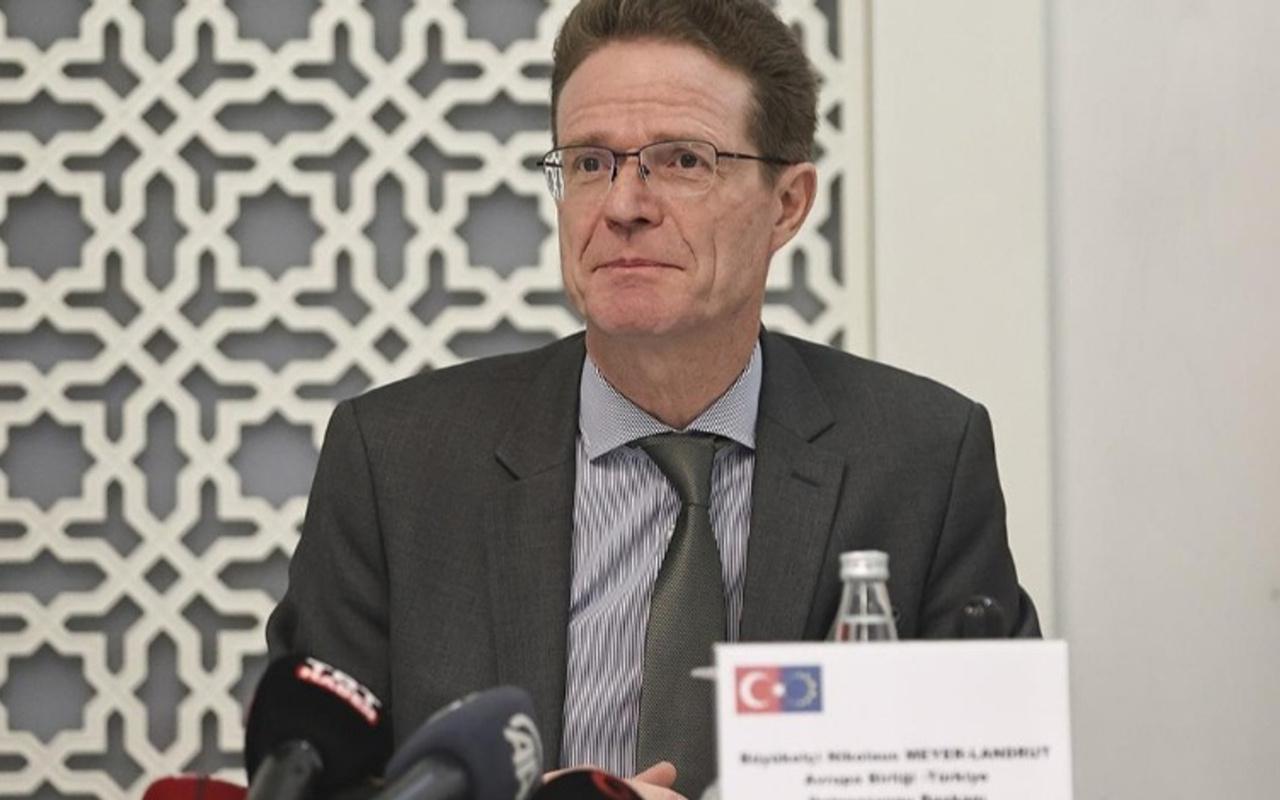 Kaymakçı'nın sözleri sonrası AB'den Türkiye ve Yunanistan açıklaması