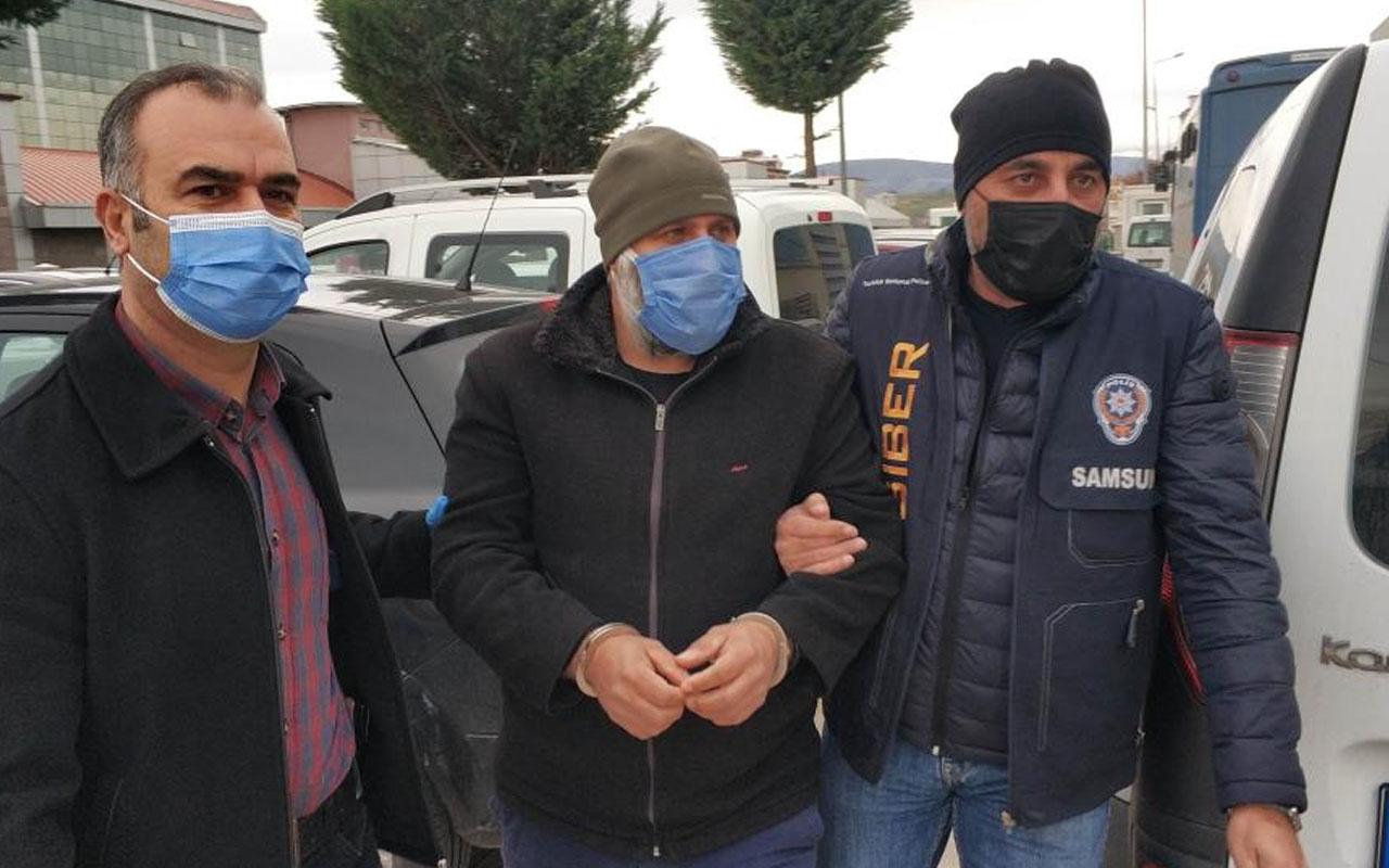 Samsun'da iğrenç olay! Çocuk istismarı içerikli görüntü alıp satan şahıs yakalandı