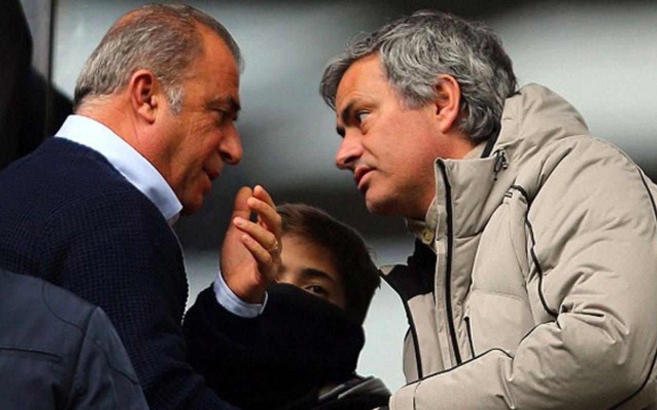 Fatih Terim'den Jose Mourinho'ya telefon: Oynatmıyorsan bize ver