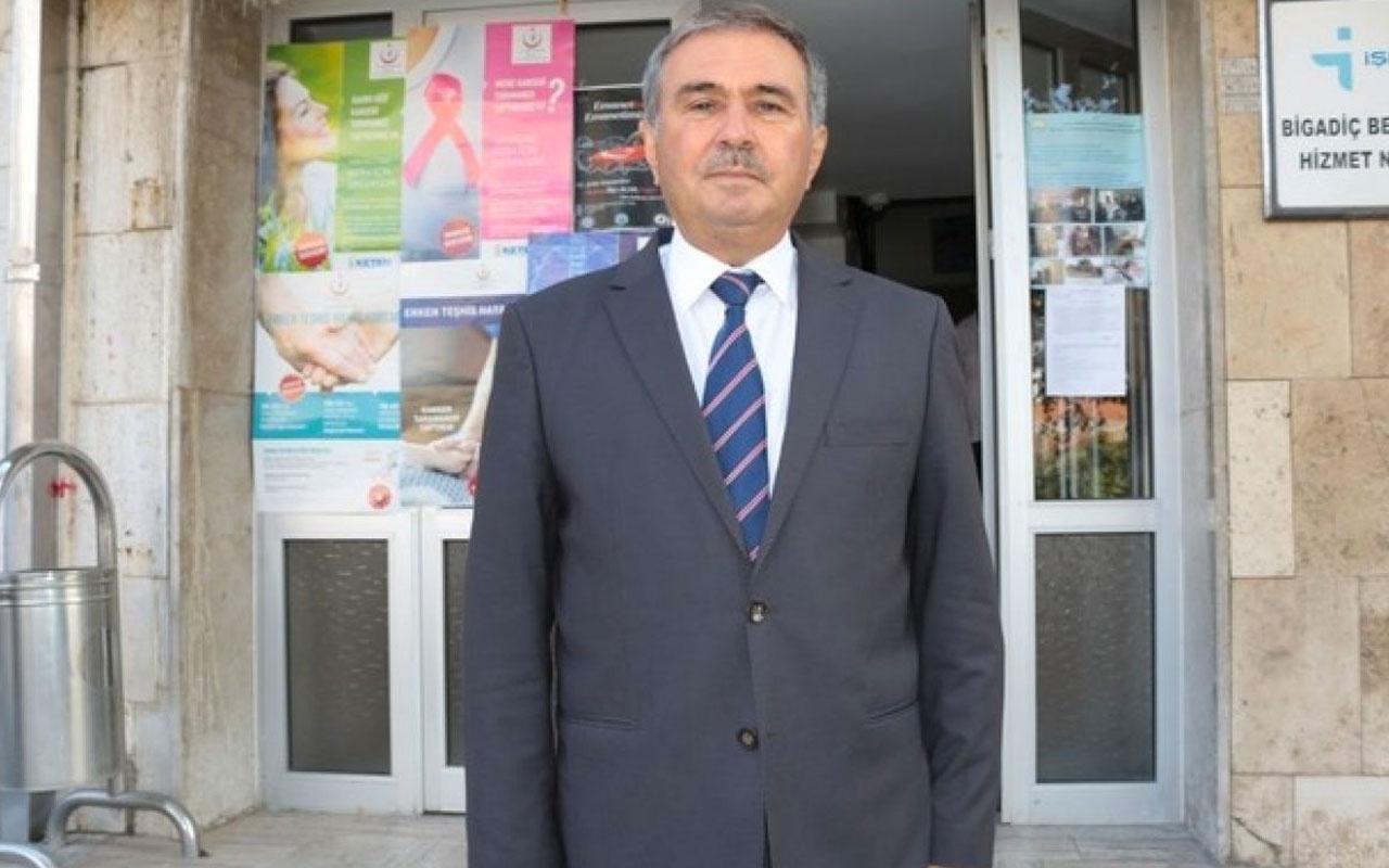 Bigadiç Belediye Başkanı Avcu hastaneye kaldırıldı