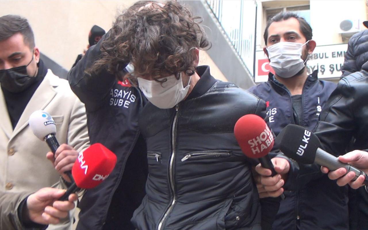Beşiktaş'ta Rus turistlere dehşeti yaşatan şüpheliden 'neden yaptınız' sorusuna pişkin yanıt