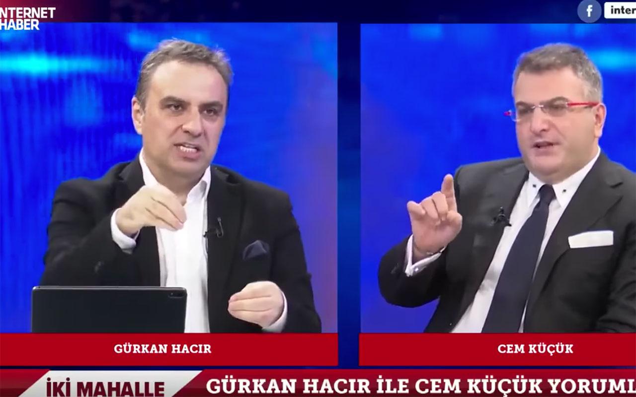 Cem ile Gürkan Hacır birbirine girdi! CHP 28 Şubat'ın neresinde?