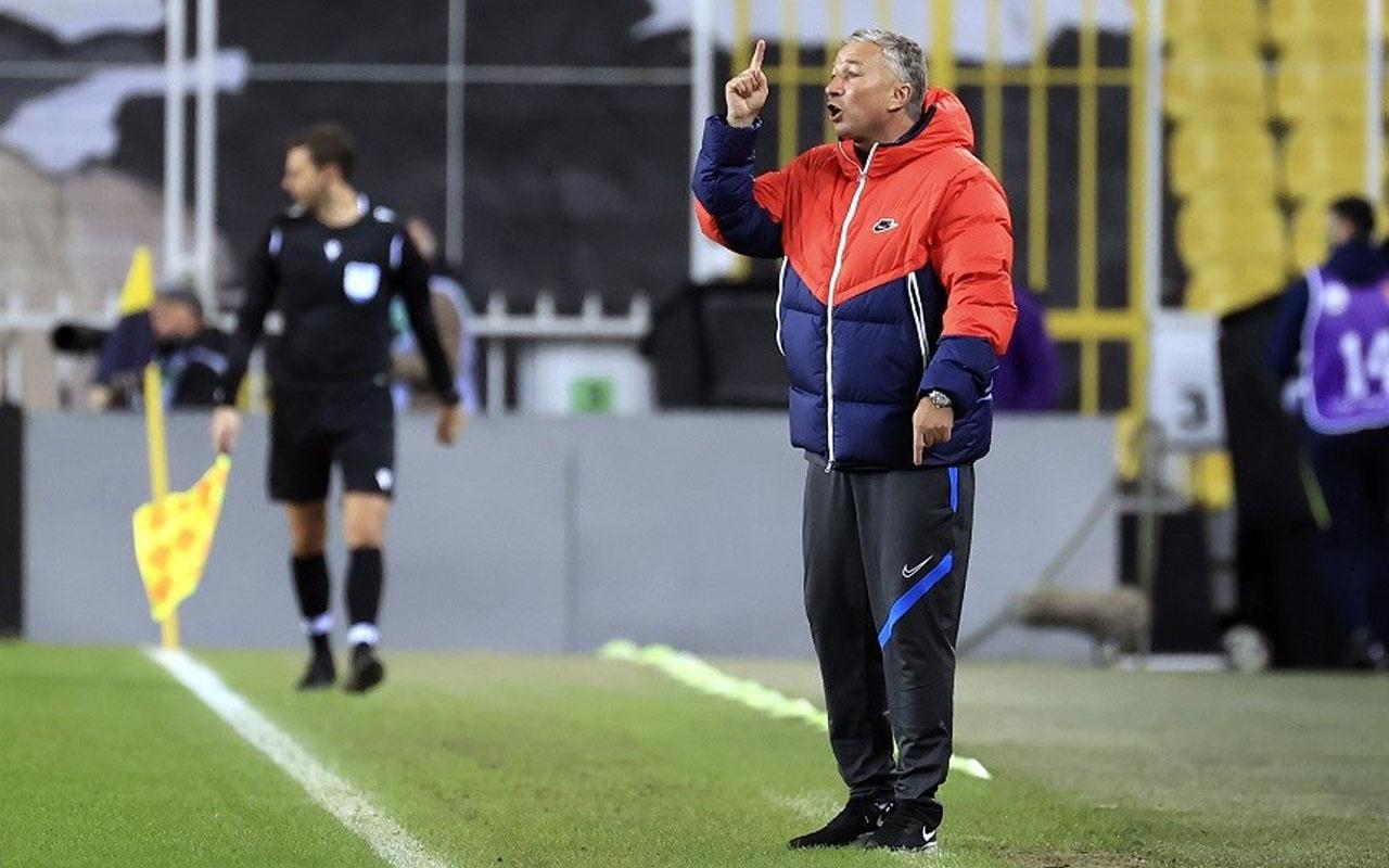 Dan Petrescu'dan maçın ardından Fenerbahçe itirafı!