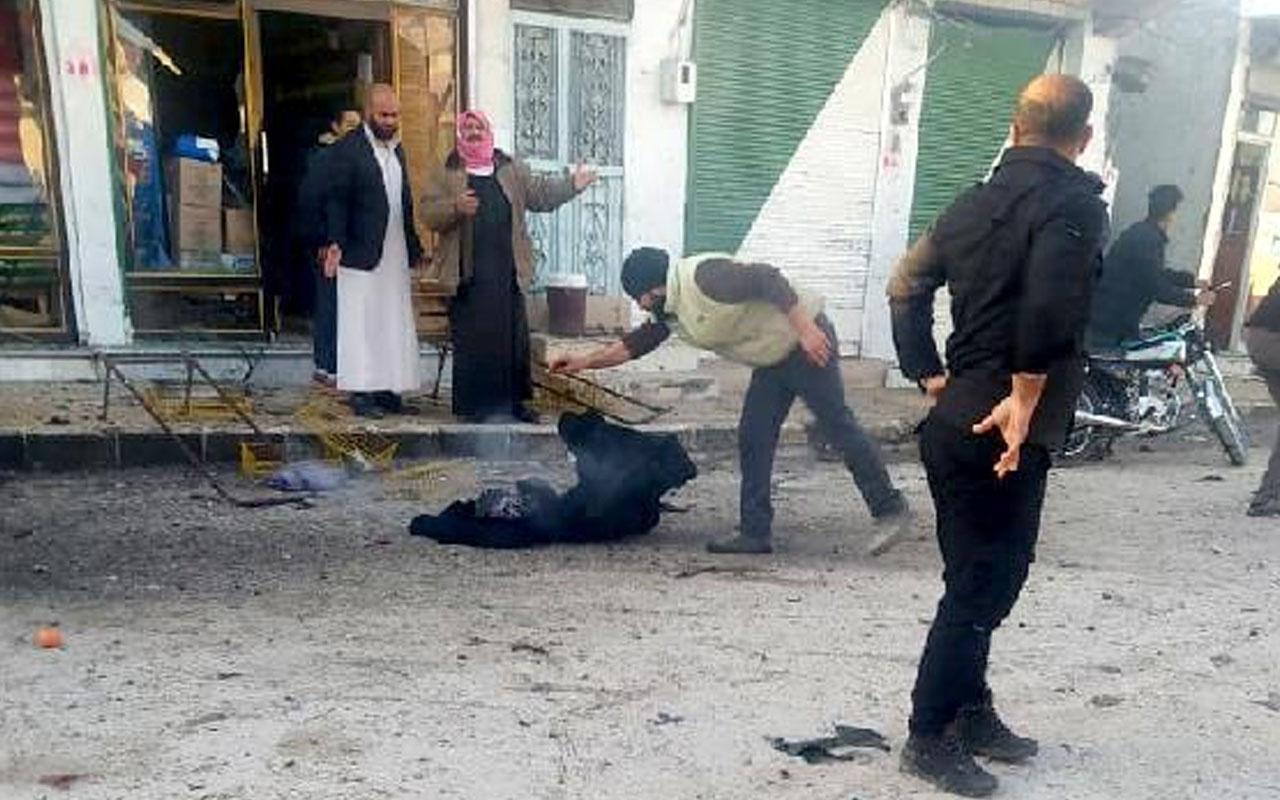 Suriye Tel Abyad'da canlı bomba saldırısı: Ekmek sırasındaki 3 sivil öldü