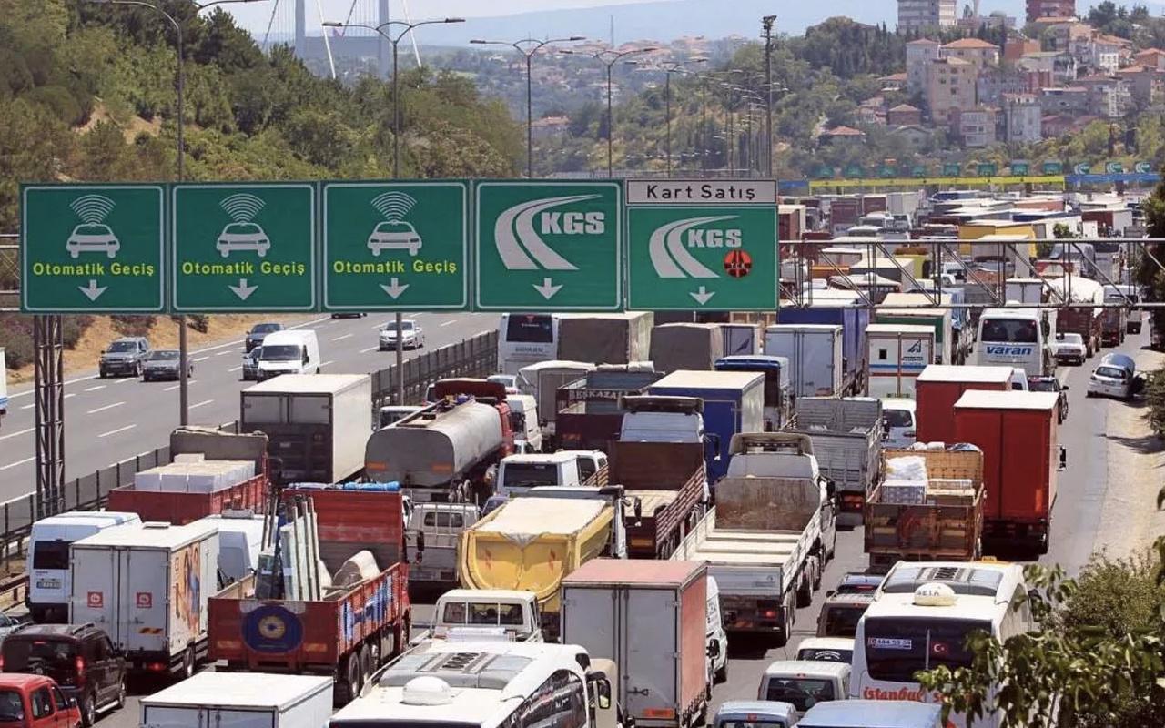 15 Temmuz Şehitler Köprüsü geçiş ücreti kaç para 2021