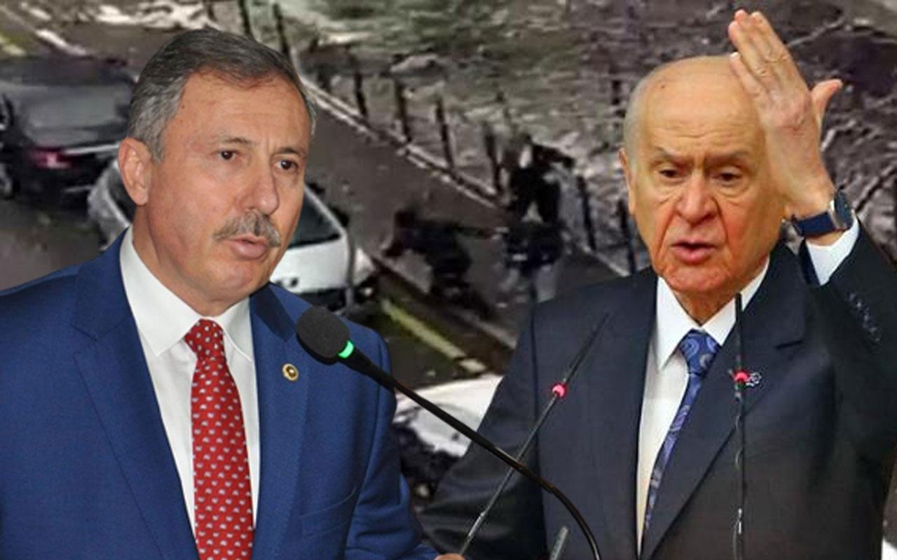 Selçuk Özdağ'dan Bahçeli'nin iddiasına yanıt: Devlet içinde devletse ispat etsin