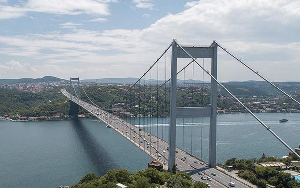 Fatih Sultan Mehmet Köprüsü Geçiş Ücretleri 2021 kaç para oldu?