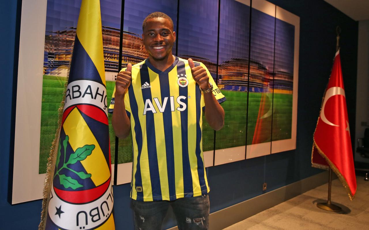 Fenerbahçe, Bright Osayi-Samuel ile 4.5 yıllık anlaşma imzaladı