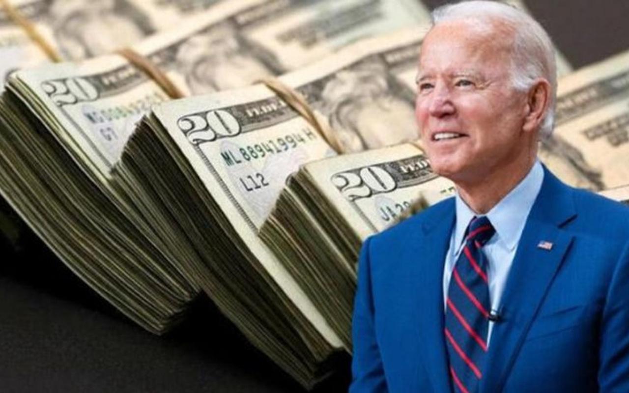 Joe Biden'dan dolarda tarihi değişiklik! 20'lik banknot üzerindeki o resim değişiyor