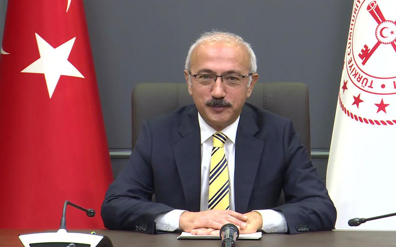 Bakan Lütfi Elvan esnafa destek paketinin detaylarını açıkladı Erdoğan duyurmuştu