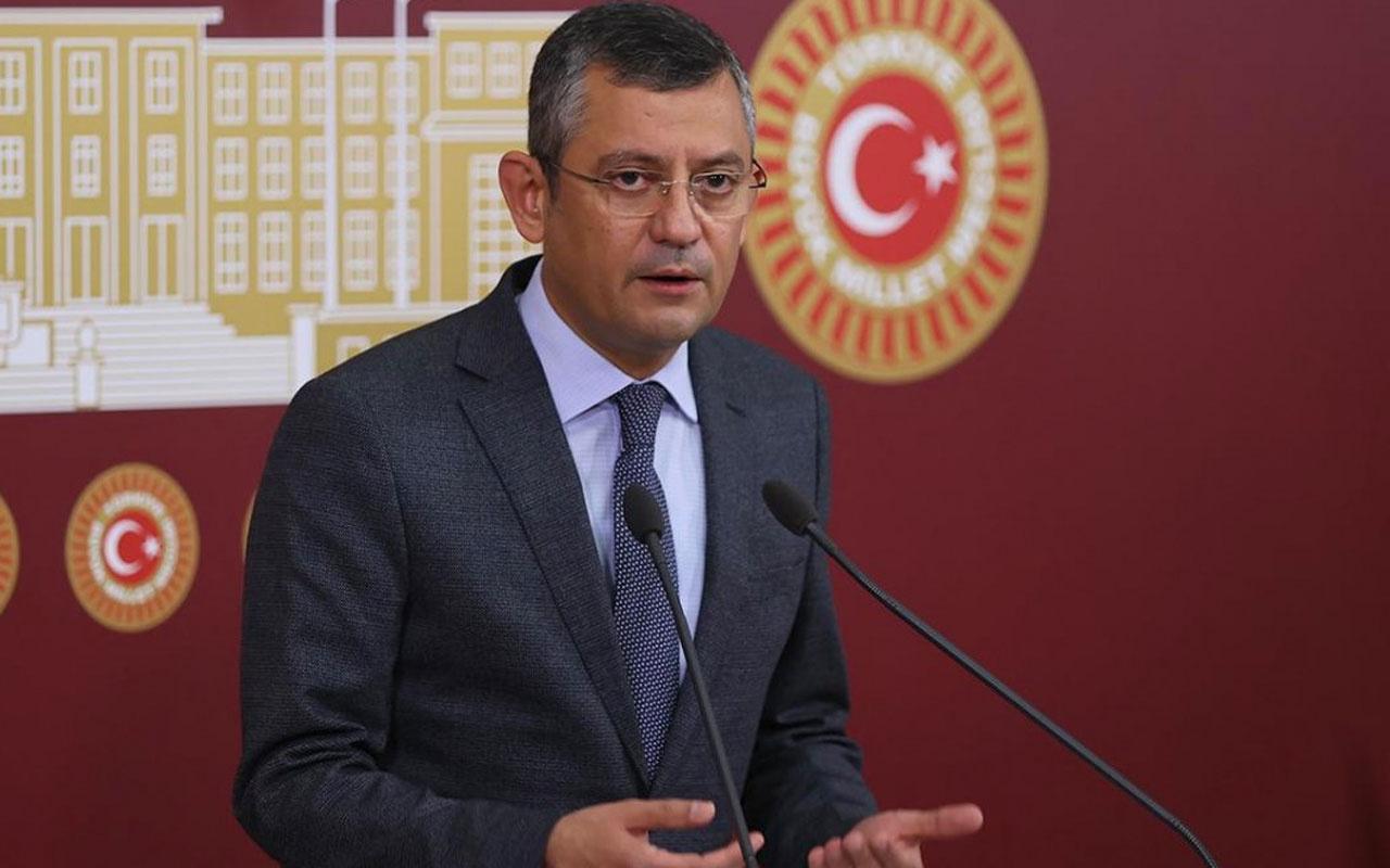 CHP'li Özgür Özel'den yönetimi eleştiren 3 vekille ilgili açıklama! İstifa edecekler mi?