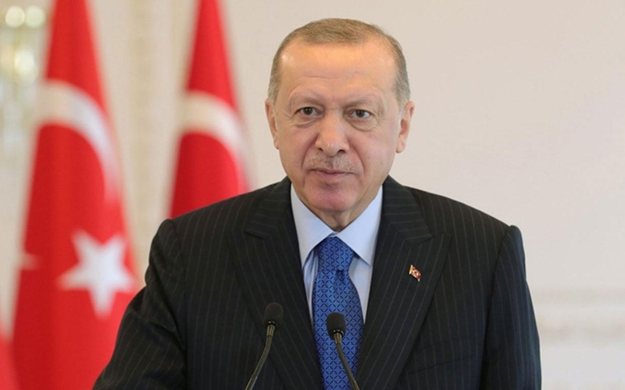Cumhurbaşkanı Erdoğan'dan dikkat çeken 'Holokost' çağrısı