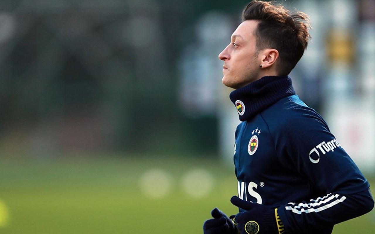 Mesut Özil: Büyük Fenerbahçe taraftarı çok yakında kavuşuyoruz