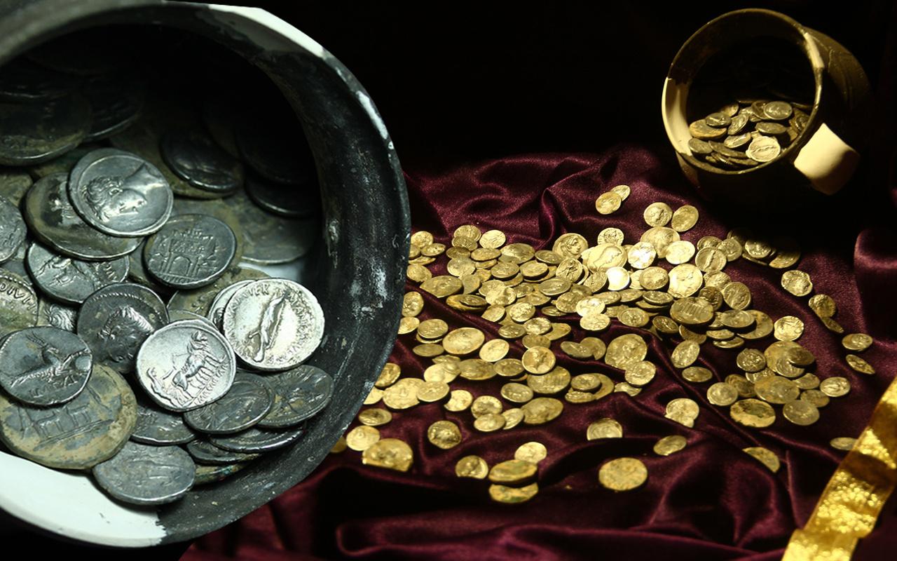 Hazine çıkarıldı eşi benzeri yok! Kütahya'da yüzlerce bulundu
