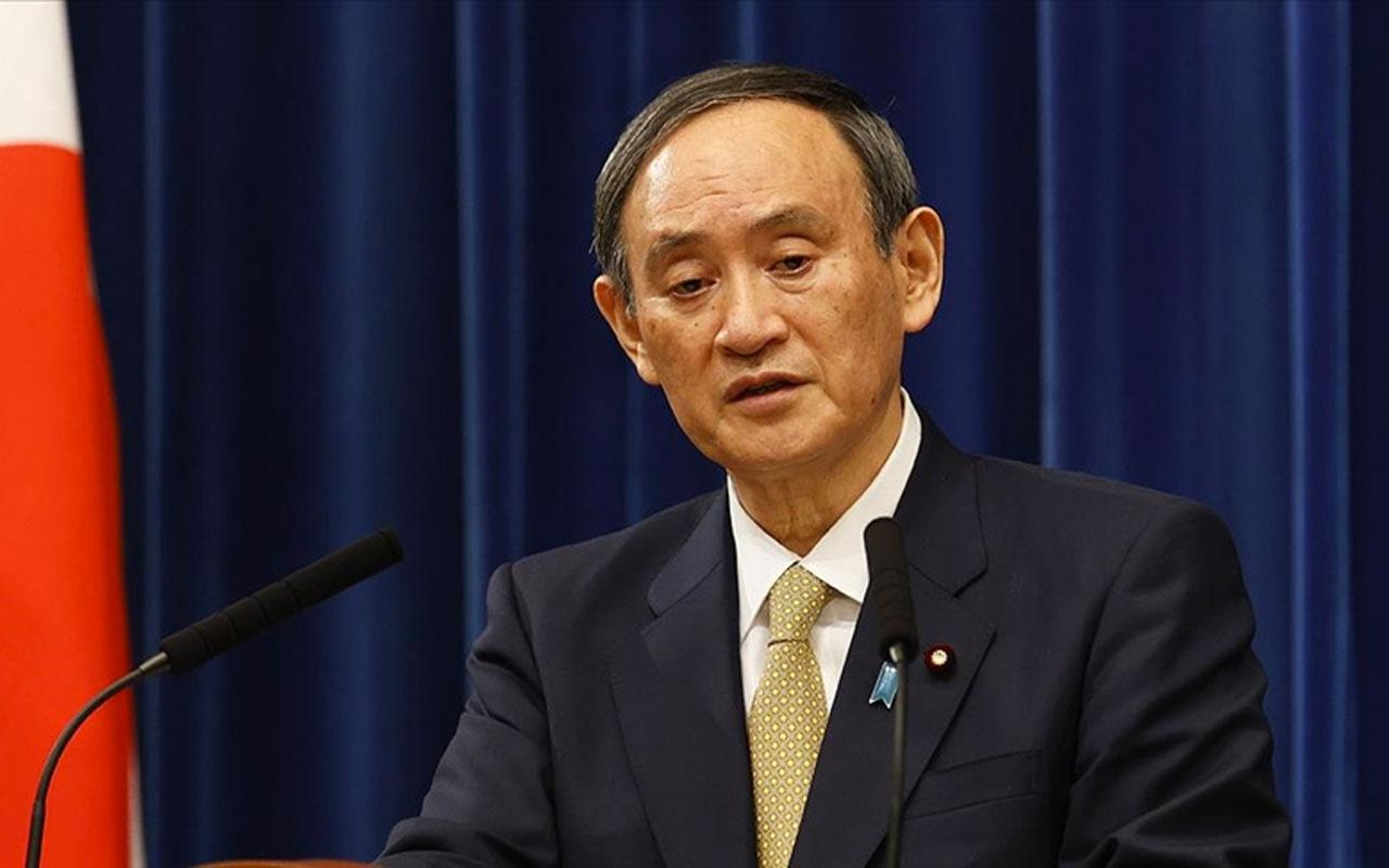 Japonya Başbakanı Suga çağrıya uymayan milletvekili adına özür diledi