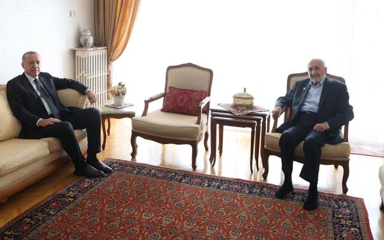 Saadet Partisi'nden Oğuzhan Asiltürk'ün ittifak çıkışına ilişkin açıklama