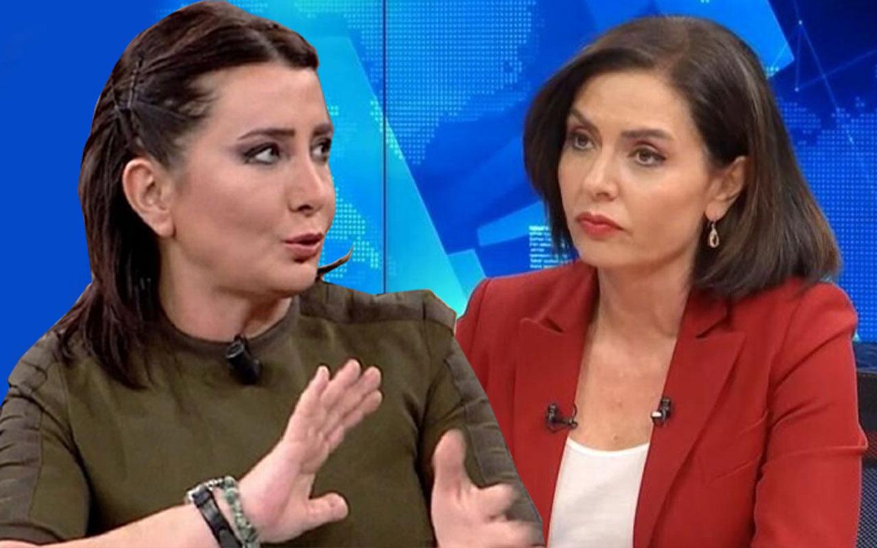 Sevilay Yılman'dan Özlem Gürses'e 'Gülnaz Şırınga' tepkisi: Sazan