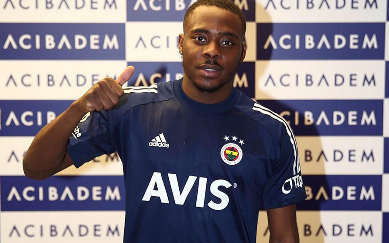 Fenerbahçe'de Osayi sağlık kontrolünden geçti