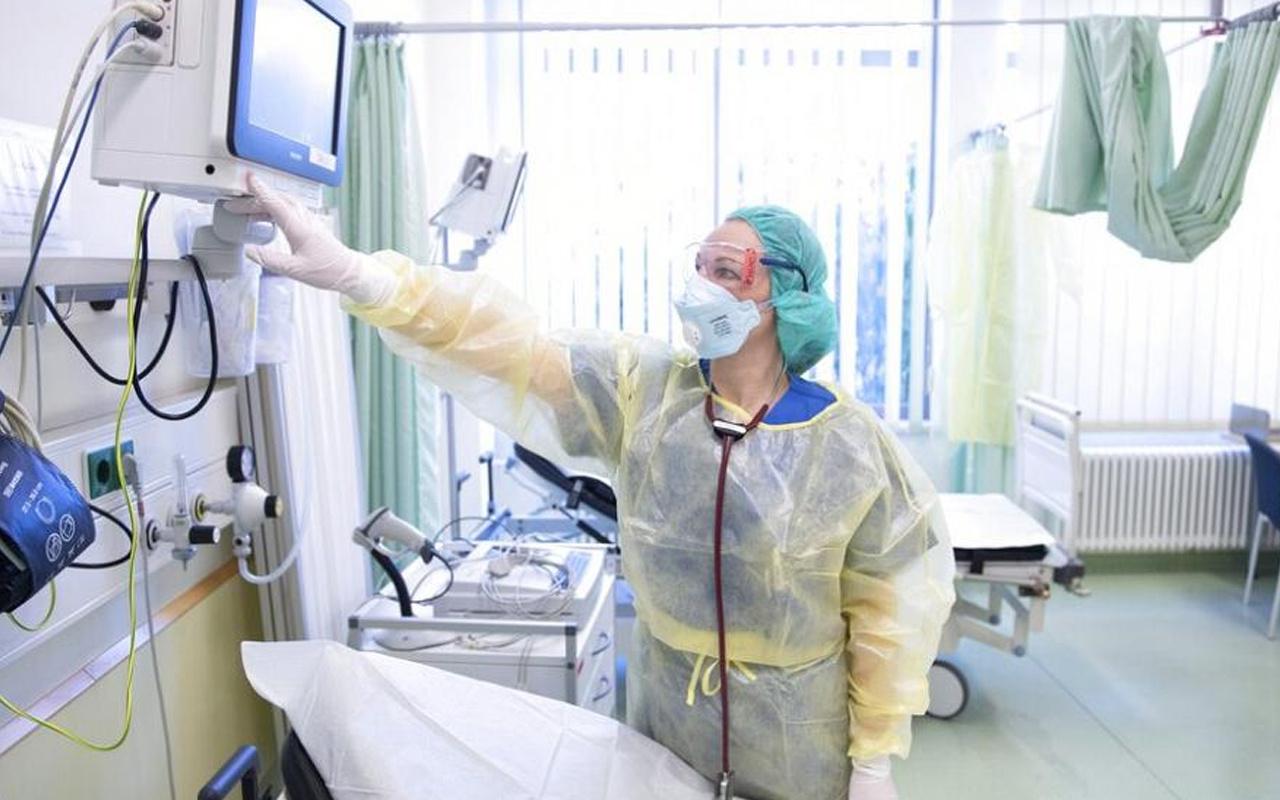 Almanya'da mutasyon virüs endişesi: Hastane vakalar üzerine karantinaya alındı