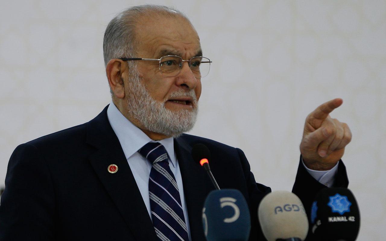 Saadet Partisi lideri Temel Karamollaoğlu'ndan yeni ittifak açıklaması