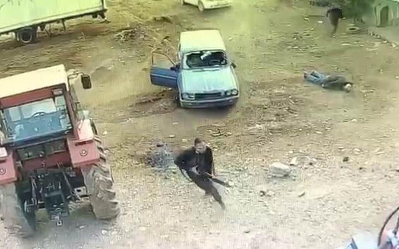 Mardin'de akraba kavgasında dehşet görüntüler: 2'si ağır 5 yaralı