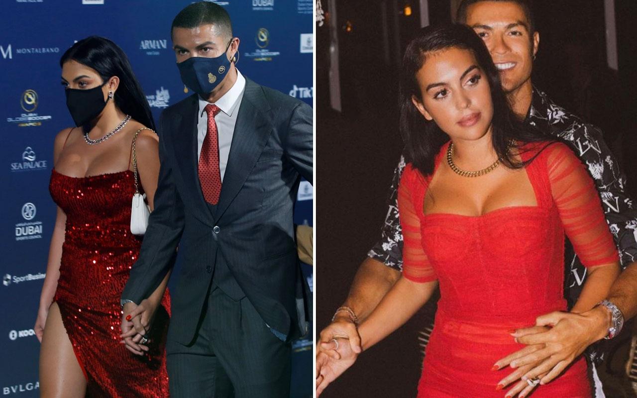Crisriano Ronaldo ve Georgina Rodriguez'in tatil kaçamağına inceleme