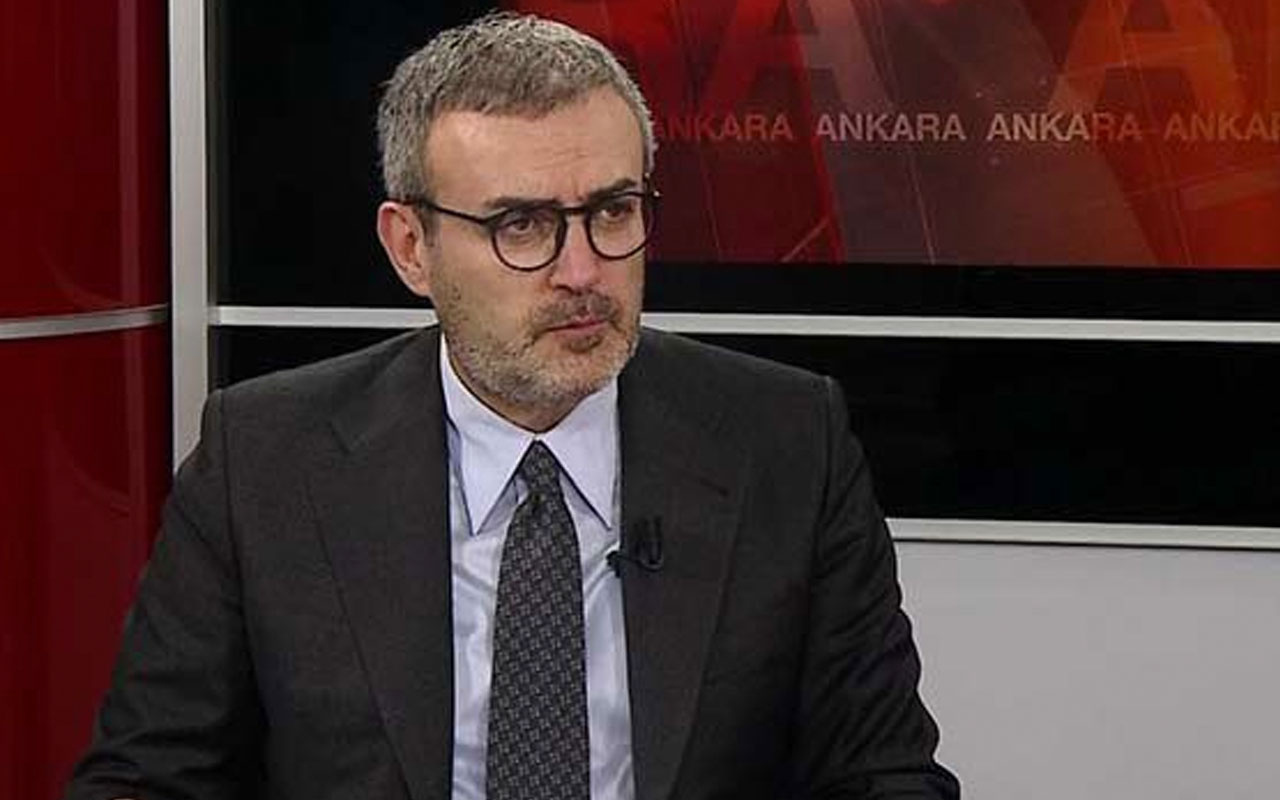 Mahir Ünal AK Parti'nin ve Cumhurbaşkanı Erdoğan'ın oy oranını açıkladı