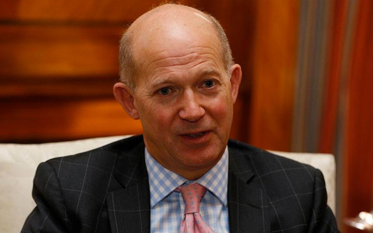 İngiltere'nin Ankara Büyükelçisi Dominick Chilcott, Türkiye ile ilişkileri değerlendirdi