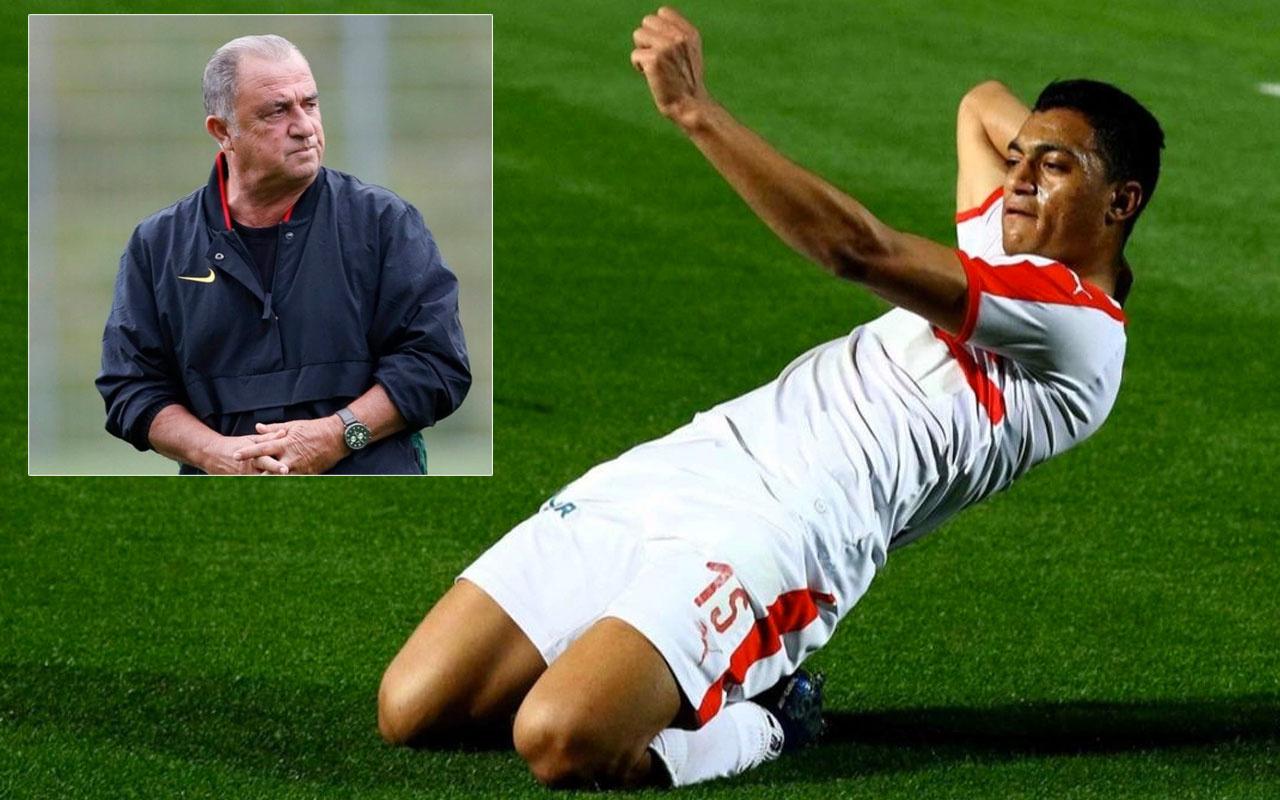 Mostafa Mohamed St.Etienne ile anlaştı Fatih Terim'in hayali yıkıldı