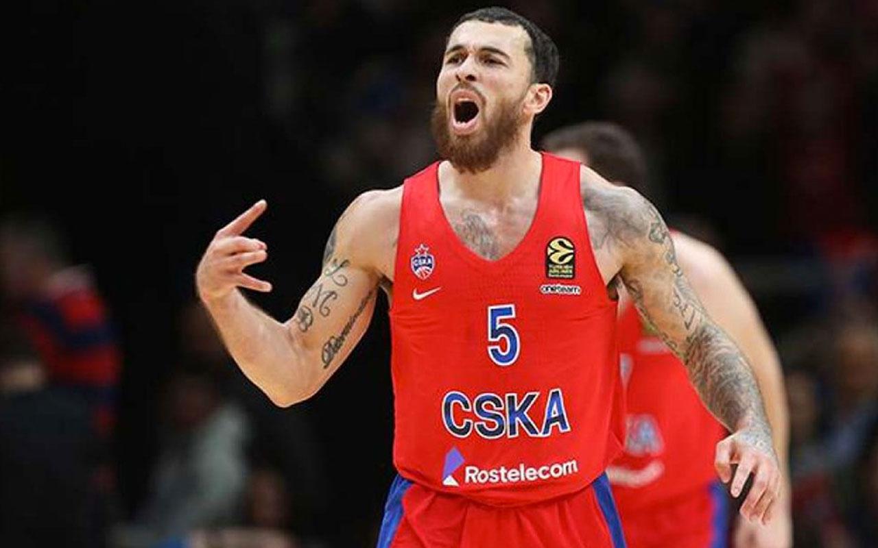 CSKA'da Mike James kadro dışı