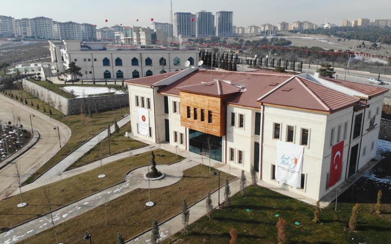 Avrupa'nın en büyüğü Elazığ'da açıldı hizmetler ücretsiz! Enerjisini kendi üretiyor