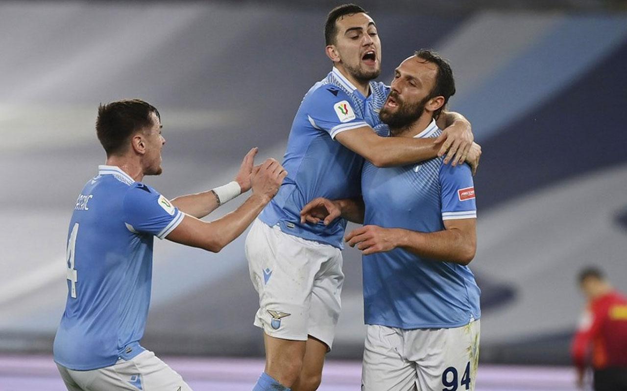 Vedat Muriç'in gol sevinci yarım kaldı