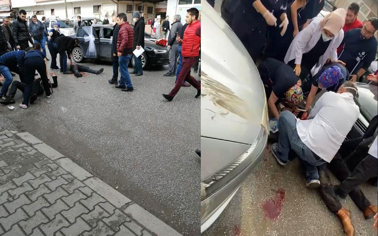 Kardeşlerin üzerine kurşun yağdırdı: 1 ölü, 2 yaralı