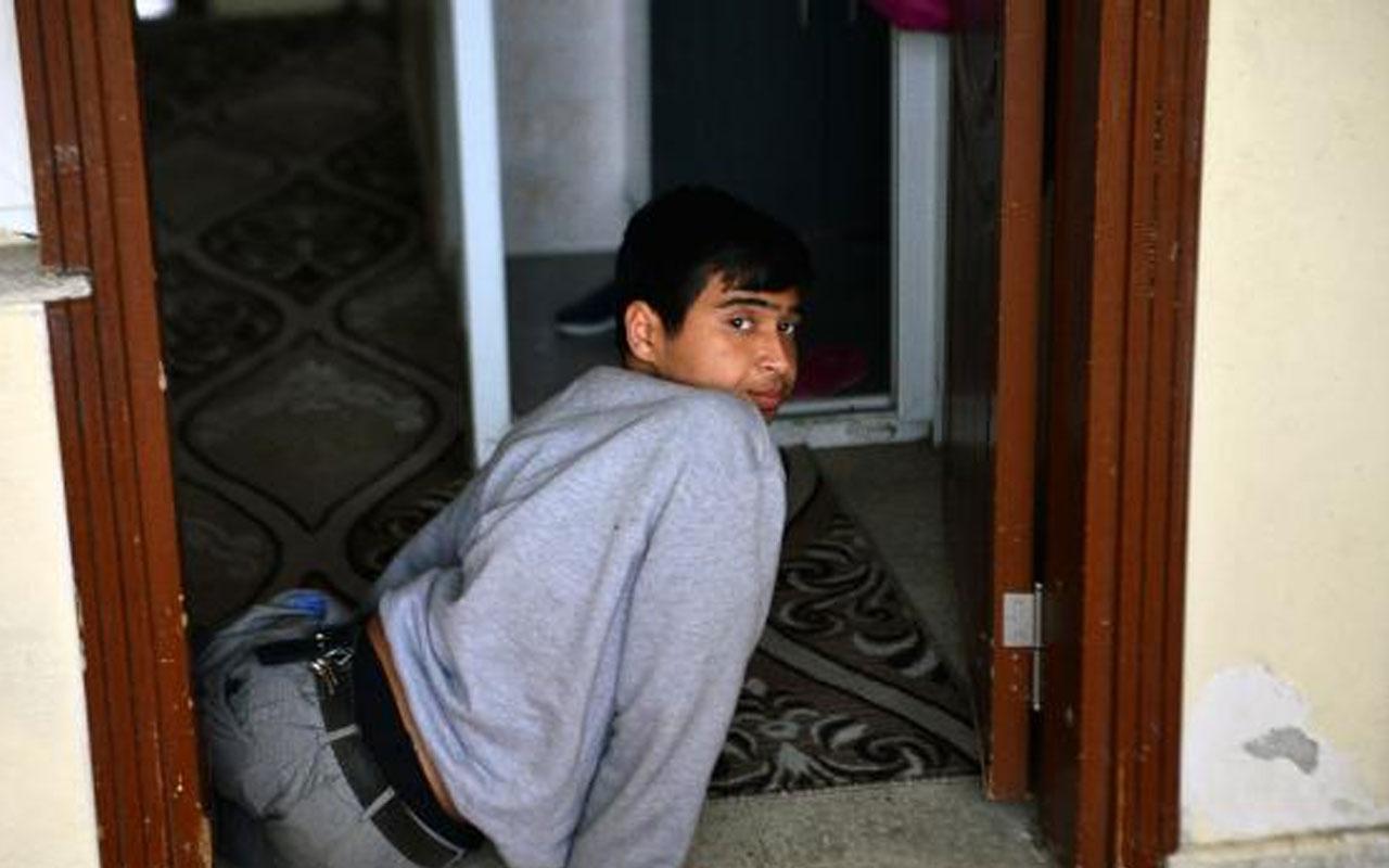 Adana'da akülü tekerlekli sandalyesi çalınan genç: Hayatımı 100 liraya eskiciye satmışlar