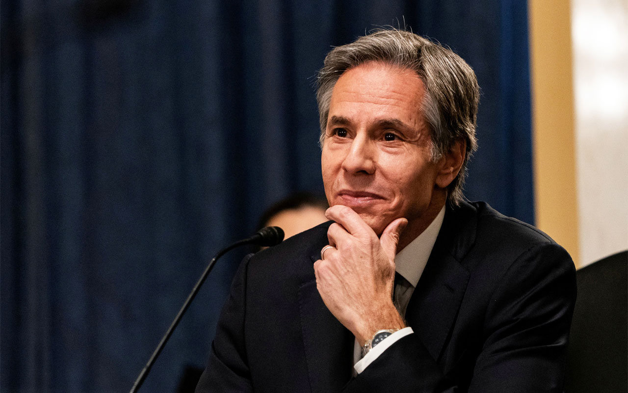 ABD Dışişleri Bakanı Antony Blinken ABD'nin NATO'ya bağlılığını teyit etti