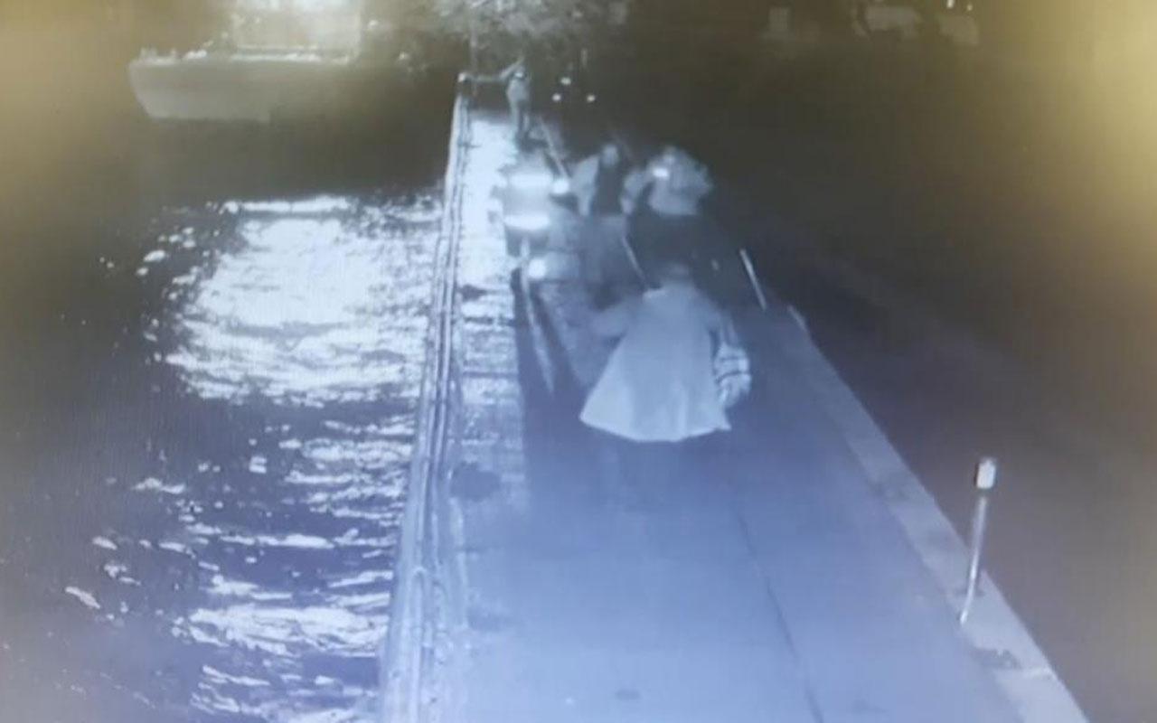 """""""Sefirin Kızı"""" dizi ekibi denize düşen 2 kişiyi kurtardı! İşte o anlar"""