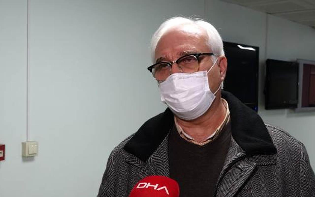 Maske karbondioksit birikmesine neden olur mu? Prof. Dr. Tevfik özlü yanıtladı