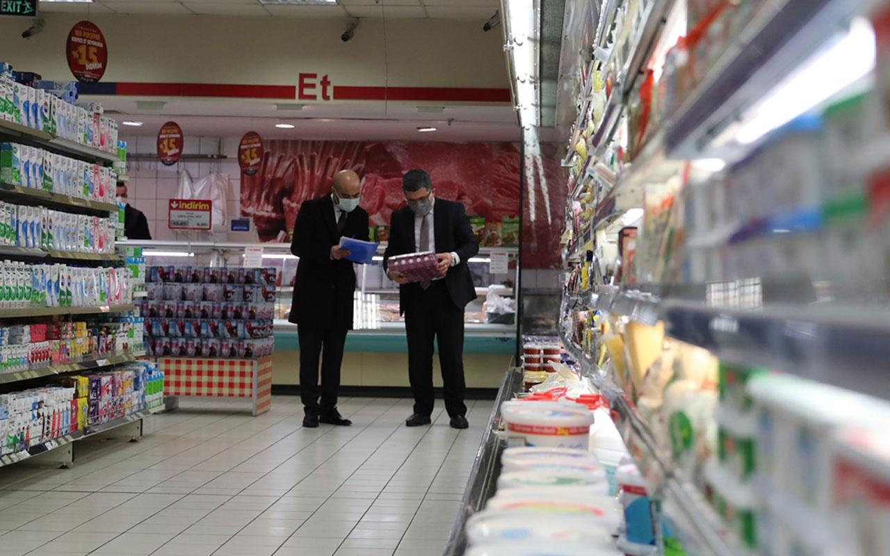 Fahiş gıda fiyatlarına olağanüstü toplantı kritik kararlar yolda