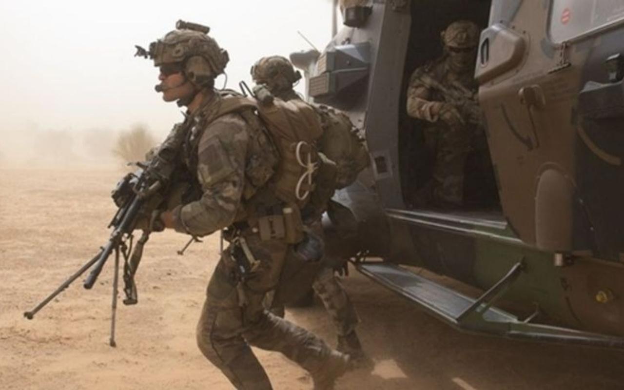 Mali'de Fransa ile ortak operasyon! 100 terörist öldürüldü