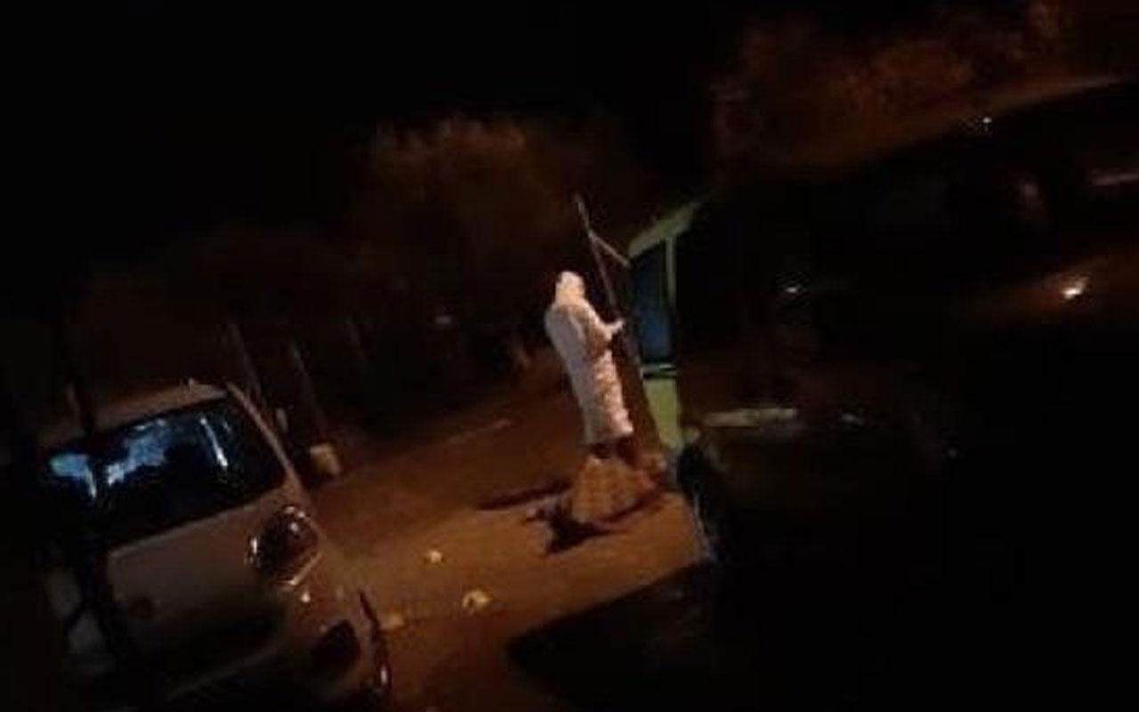 İzmir'de dehşet! Sokak ortasında pompalı tüfekle vurularak öldürüldü