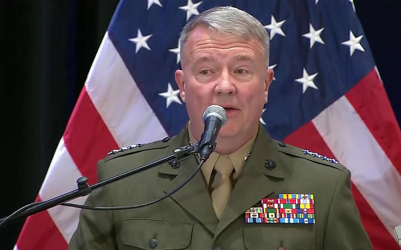 Amerikan Merkez Kuvvetleri Komutanlığı'ndan terör örgütüne tebrik