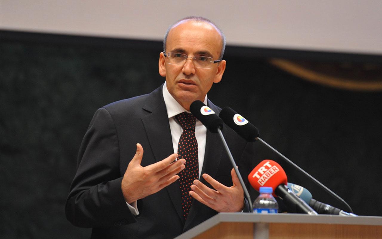 Eski Maliye Bakanı Mehmet Şimşek'ten 'aşı milliyetçiliği' paylaşımı