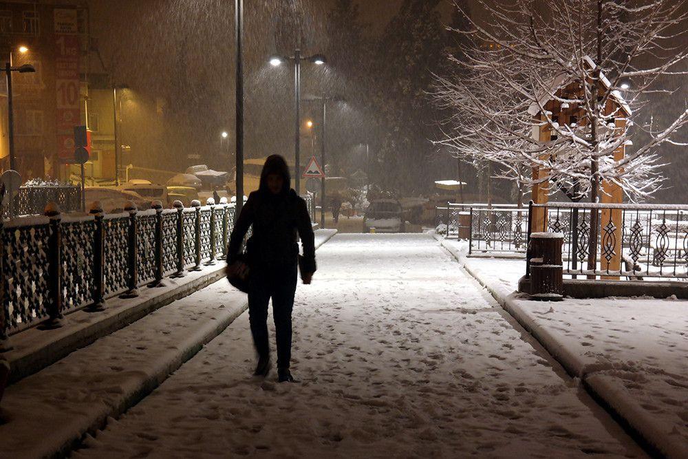 Meteoroloji'den alarm: Adıyaman ve çok sayıda kente yoğun kar geliyor!