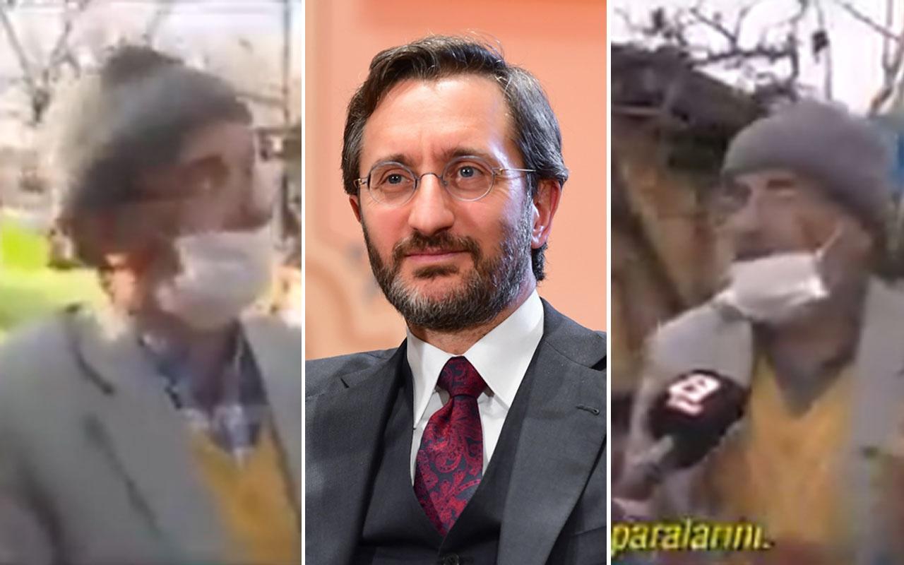 Fox TV'nin çiftçi haberi olay oldu Fahrettin Altun isyan etti ayıptır günahtır yapmayın!