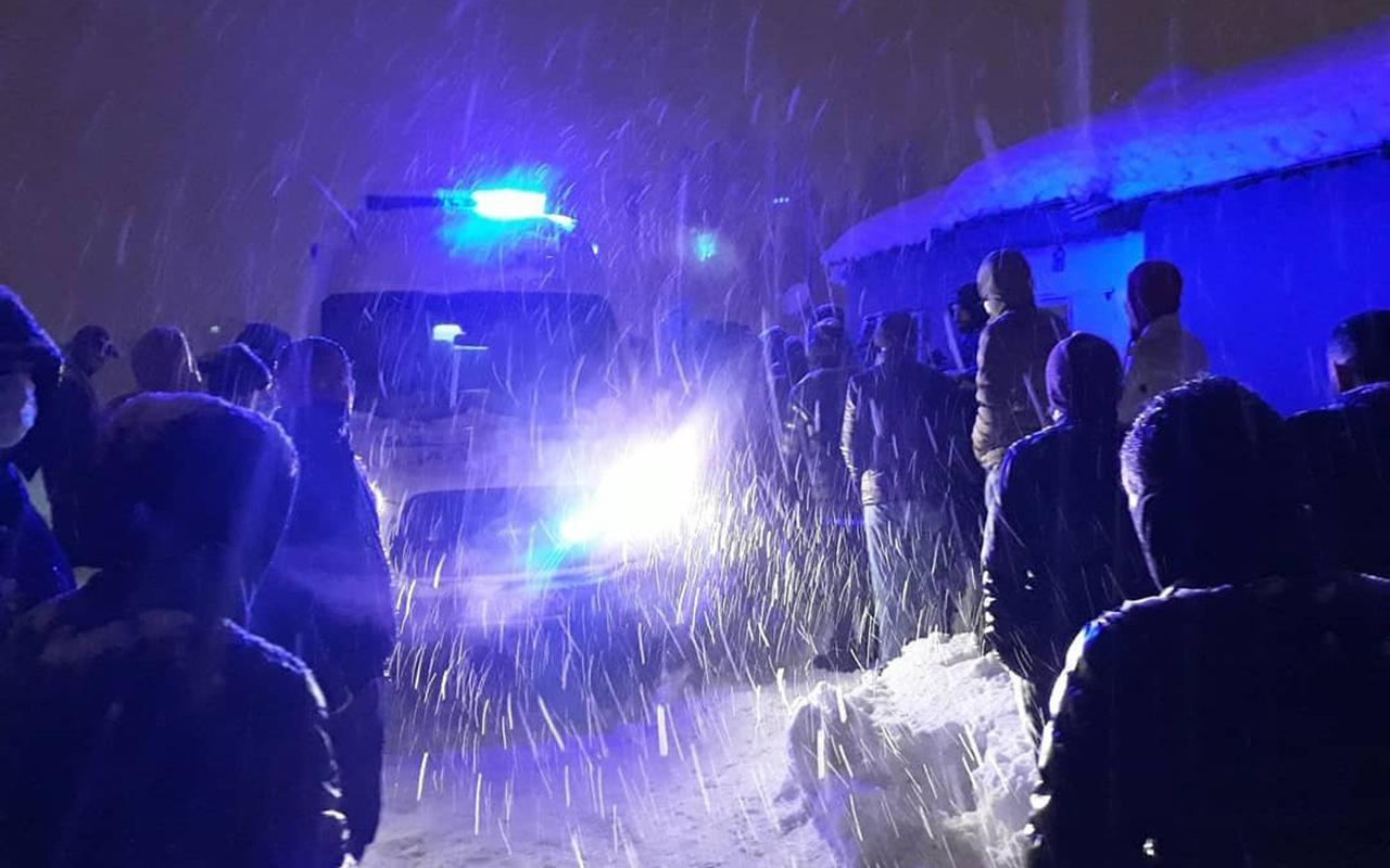 Hakkari Yüksekova'da bir depoda 2 kişi ölü bulundu