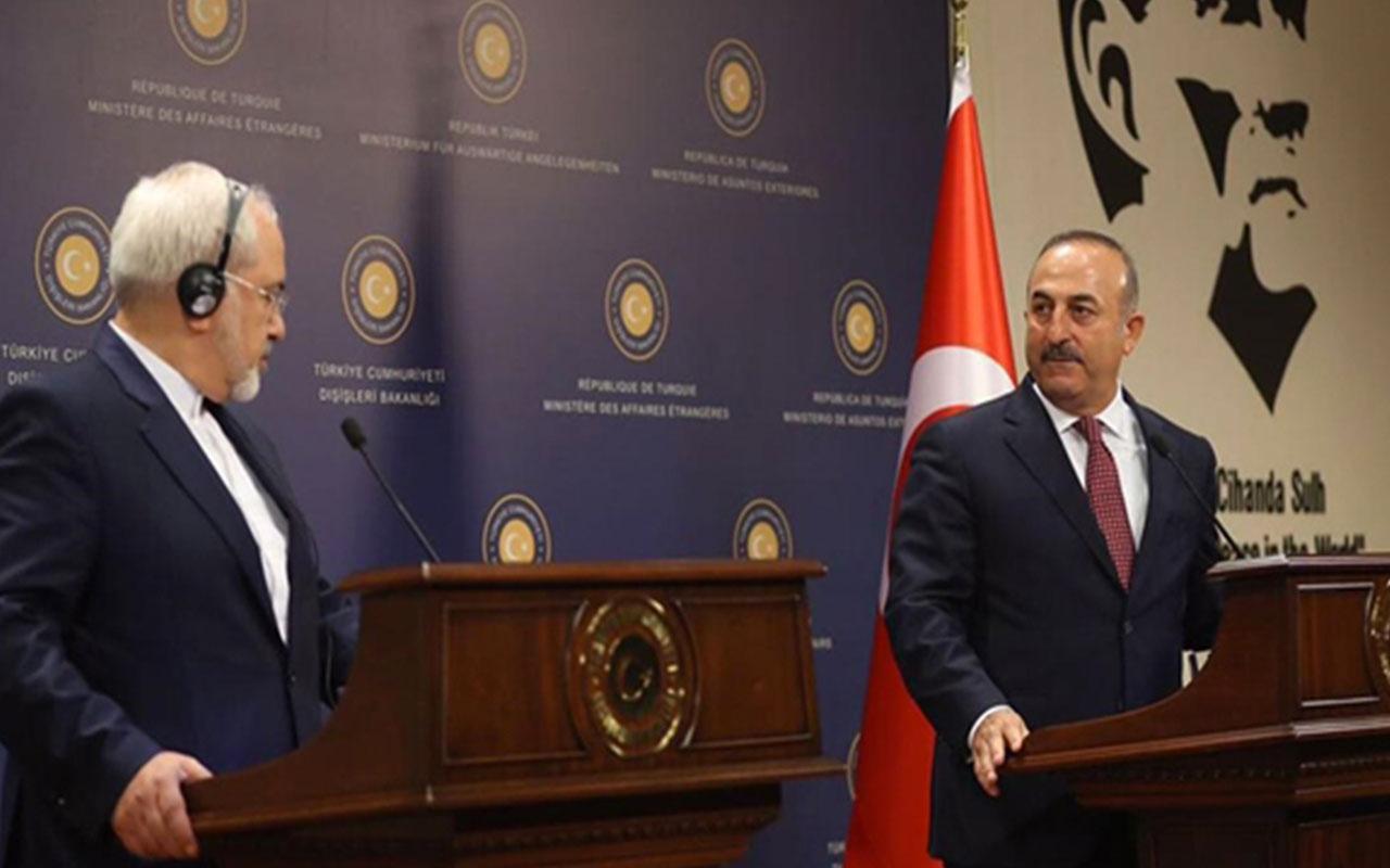 Bakan Çavuşoğlu ile Cevad Zarif'ten önemli mesajlar! Karabağ'da 3+3 formatta işbirliği
