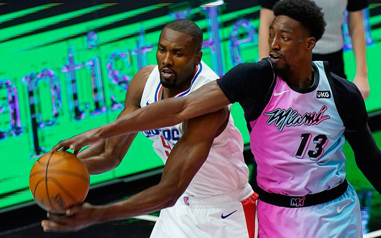 Los Angeles Clippers, Miami Heat karşısında kazandı
