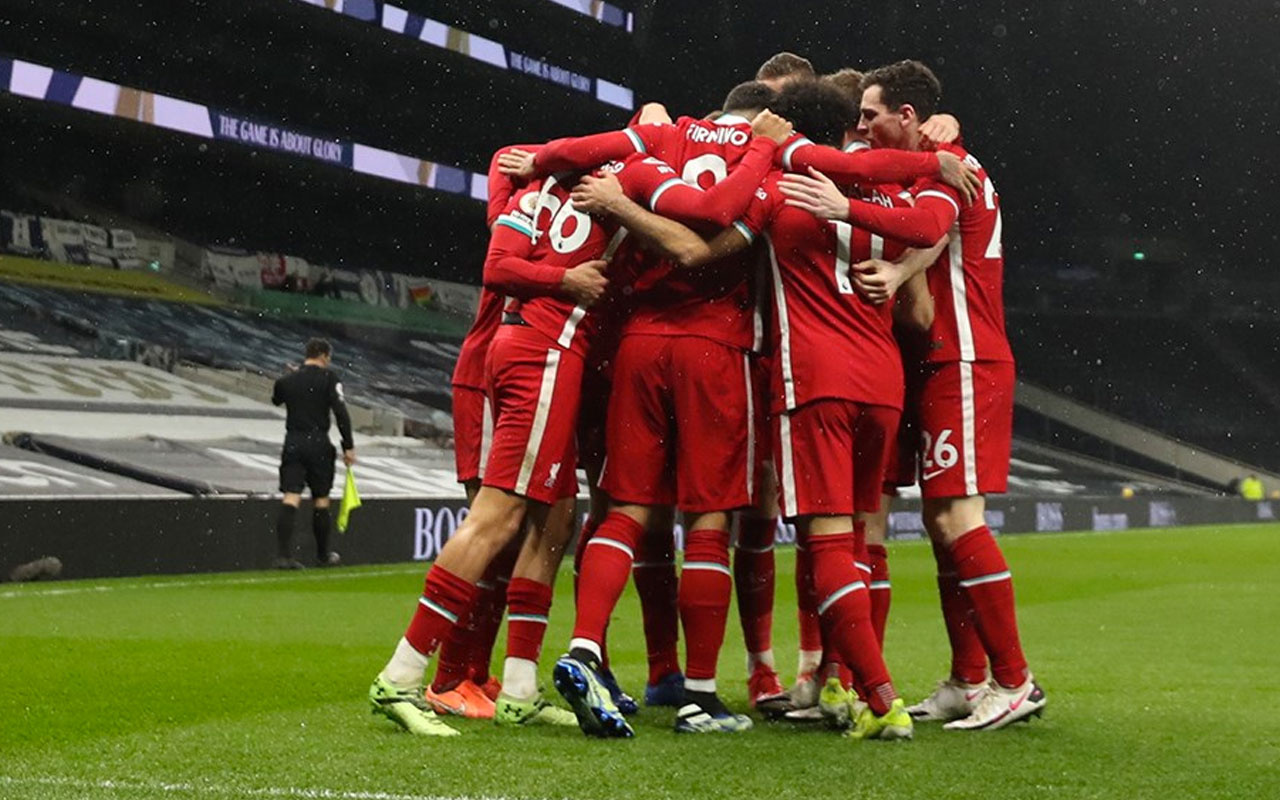 Liverpool'un 5 maçlık hasreti sona erdi
