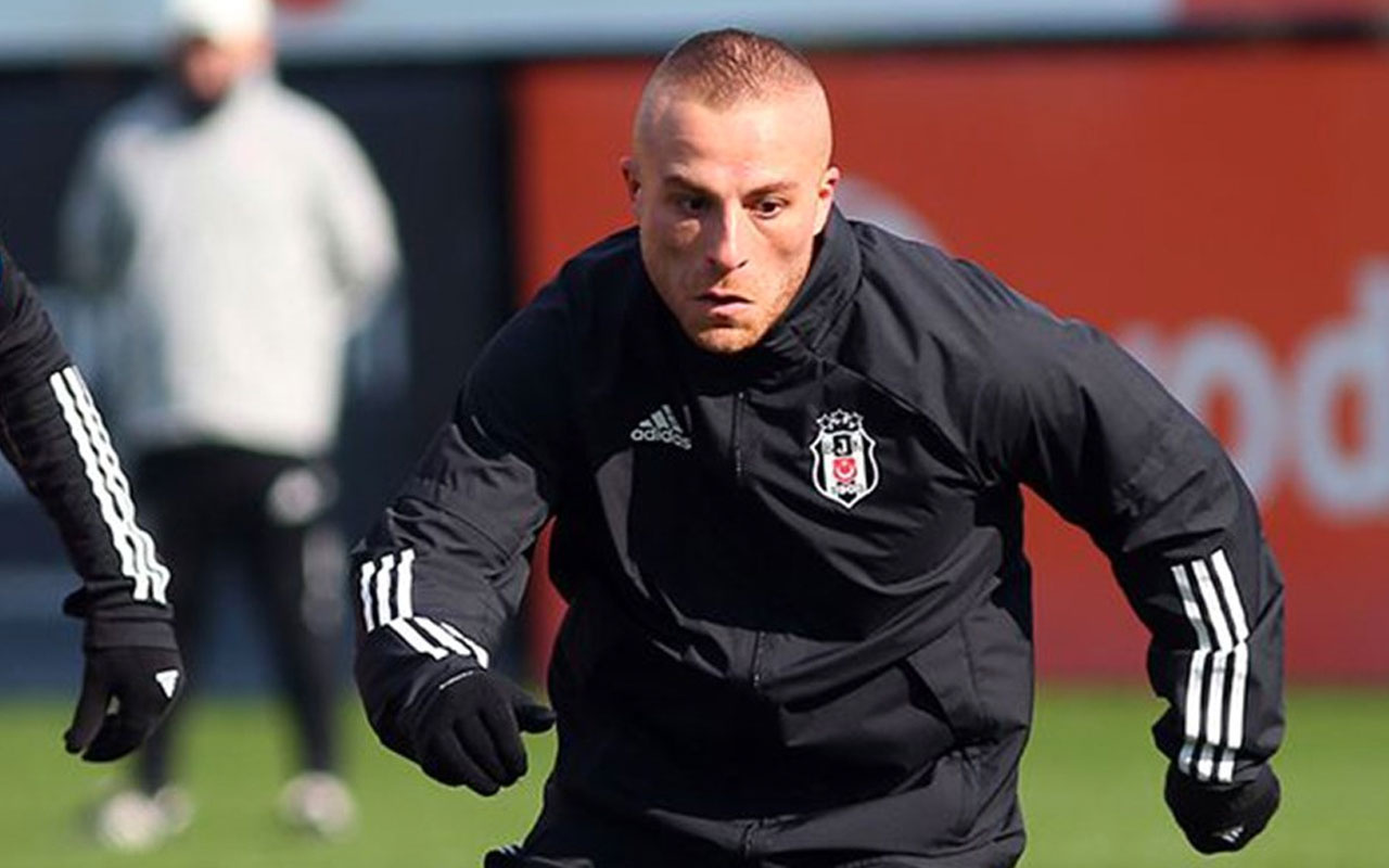 Gökhan Töre'den Beşiktaş'a kötü haber