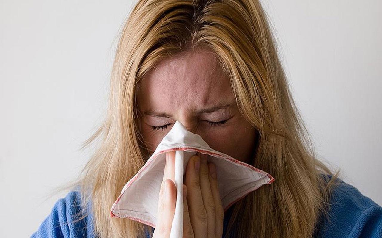 Tedbirlerin sonucu! Koronavirüs, influenza grip vakalarını sıfırladı